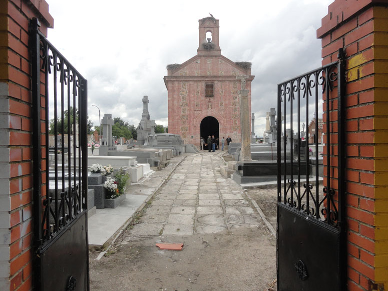 Cementerio de Fuente el Saz (Madrid) | 91 790 00 88 | Oficial | Parcesa